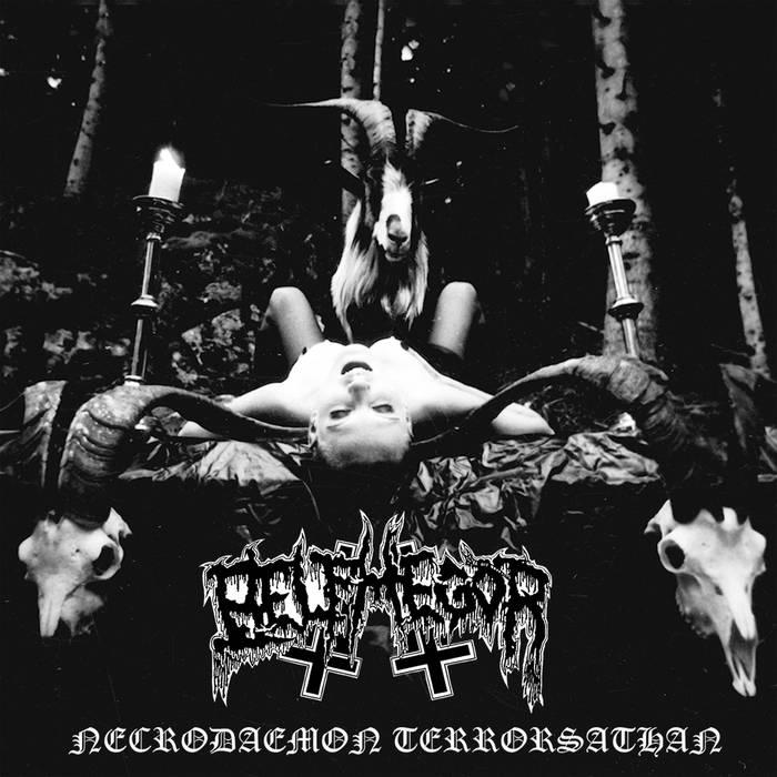 Belphegor - Necrodaemon Terrorsathan