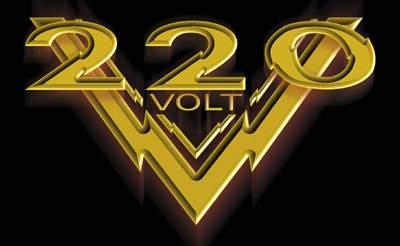 220 Volt - Logo