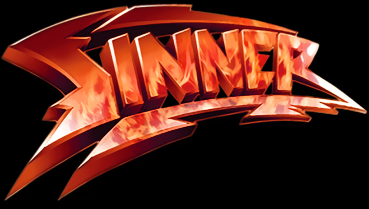 Sinner - Logo