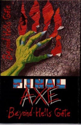Final Axe - Beyond Hell's Gate