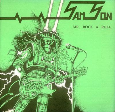 Samson - Mr. Rock & Roll