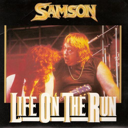 Samson - Life on the Run