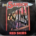 Samson - Red Skies