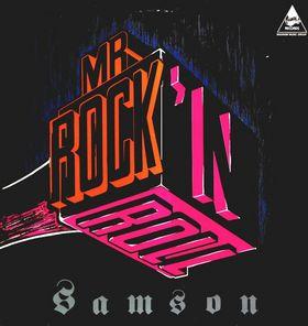 Samson - Mr Rock 'n Roll