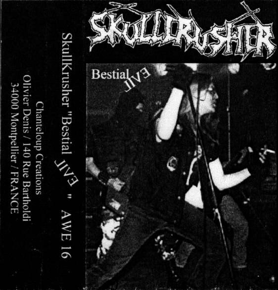 Skullcrusher - Bestial Evil