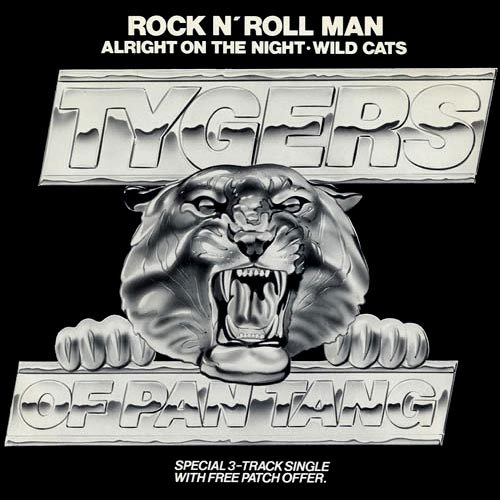Tygers of Pan Tang - Rock'n'Roll Man