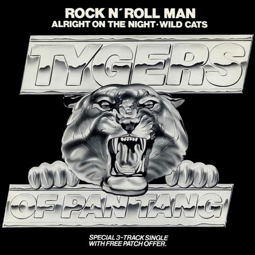 Tygers of Pan Tang - Rock'n'Roll Man