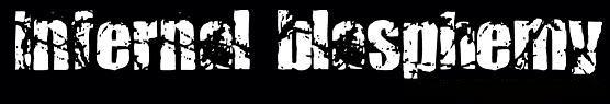 Infernal Blasphemy - Logo