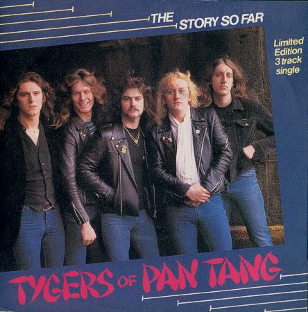 Tygers of Pan Tang - The Story So Far