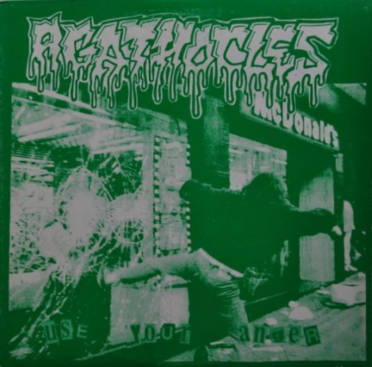 Agathocles - Use Your Anger