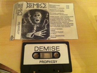 Demise - Prophesy