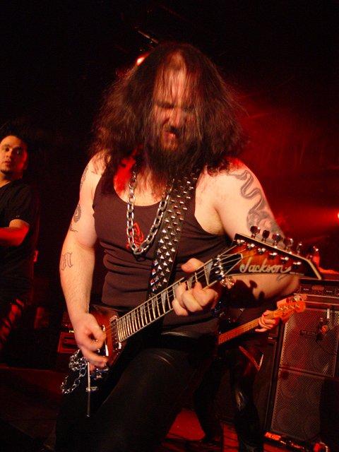 Metal Mike - Photo