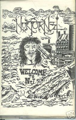 Nokturnel - Welcome to New Jersey