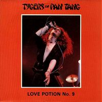 Tygers of Pan Tang - Love Potion No. 9