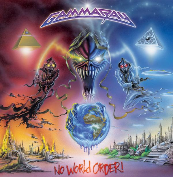Gamma Ray - No World Order!
