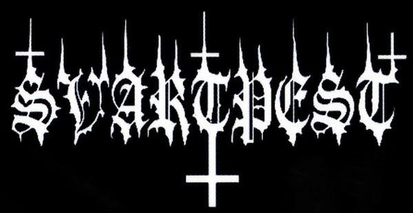 Svartpest - Logo