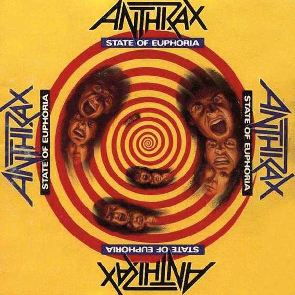 Anthrax - State of Euphoria
