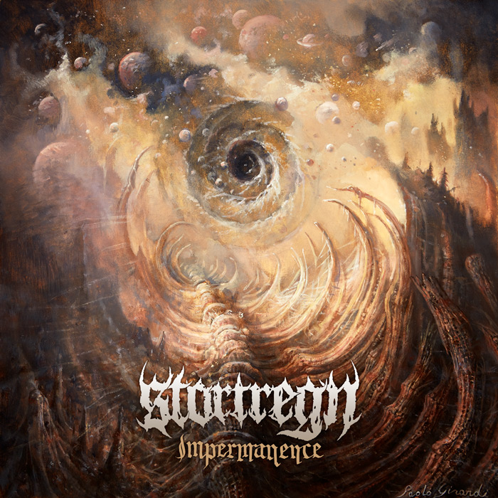 Stortregn - Cosmos Eater