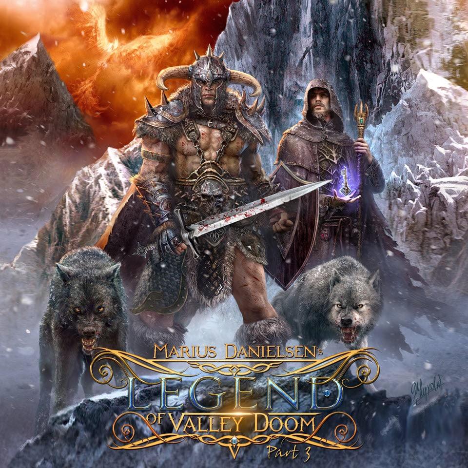 Marius Danielsen's Legend of Valley Doom - Marius Danielsen's Legend of Valley Doom Part 3