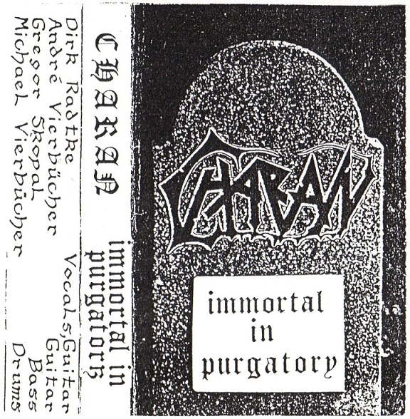 Charan - Immortal in Purgatory