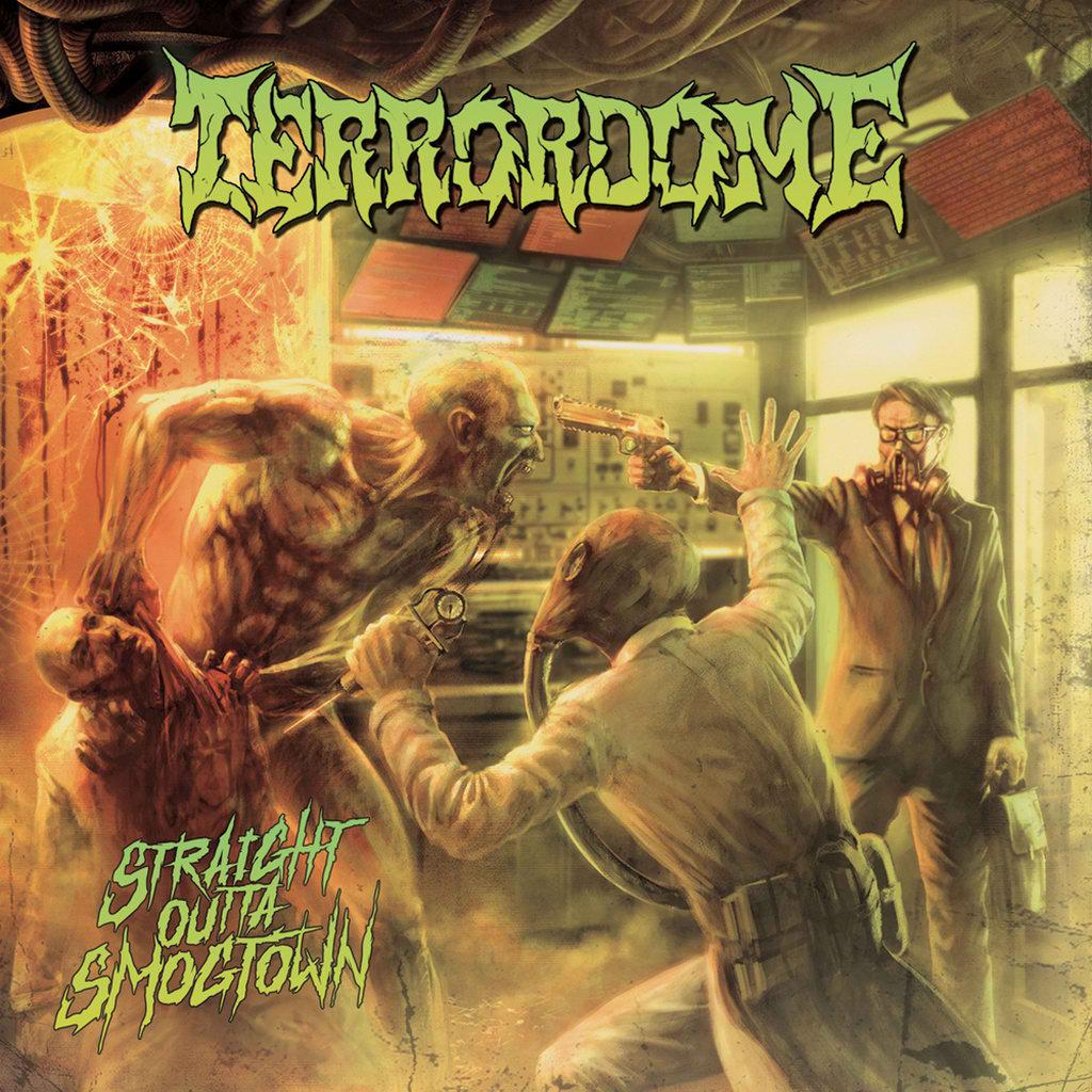 Terrordome - Straight Outta Smogtown
