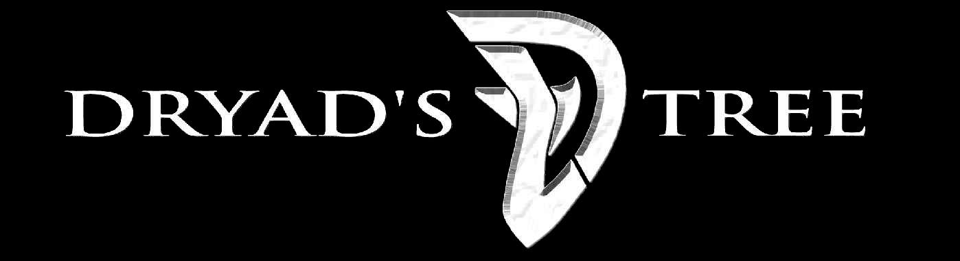 Dryad's Tree - Logo