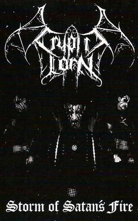 Cryptic Lorn - Storm of Satan's Fire