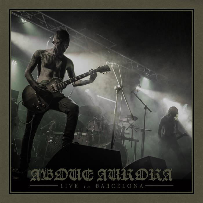 Above Aurora - Live in Barcelona