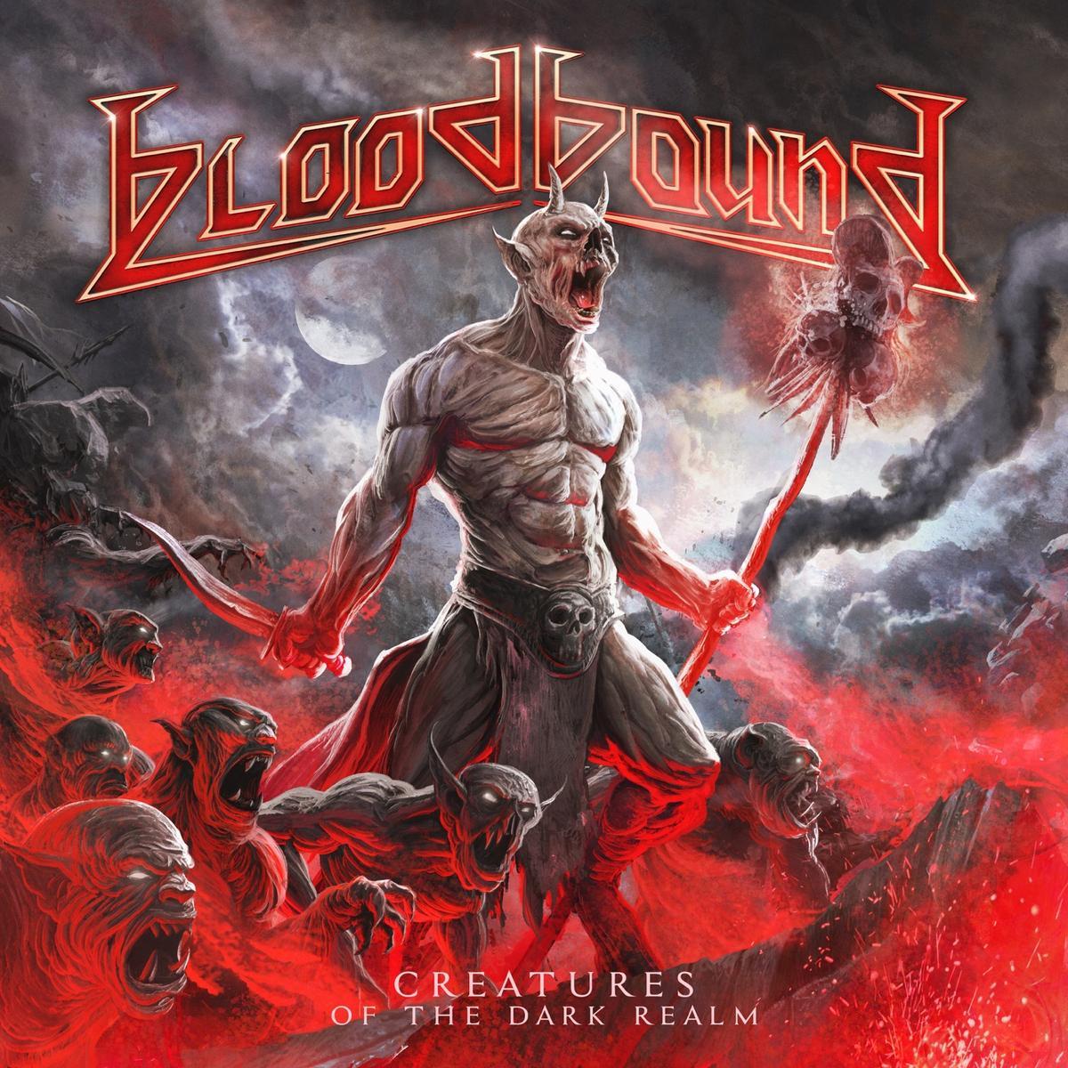 Bloodbound — Creatures of the Dark Realm (2021)