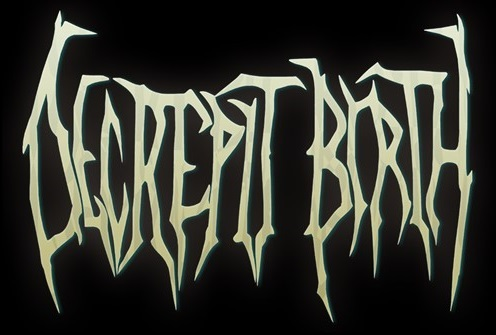 Decrepit Birth - Logo