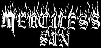 Merciless Sin - Logo