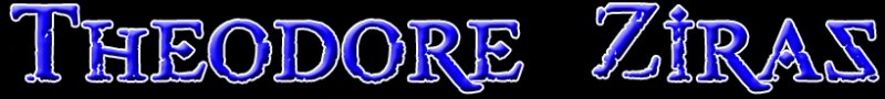 Theodore Ziras - Logo