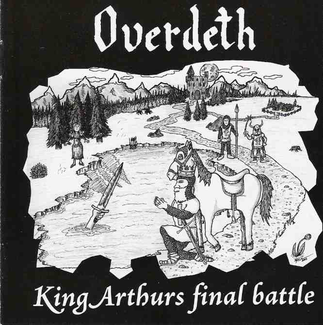 Overdeth - King Arthurs Final Battle