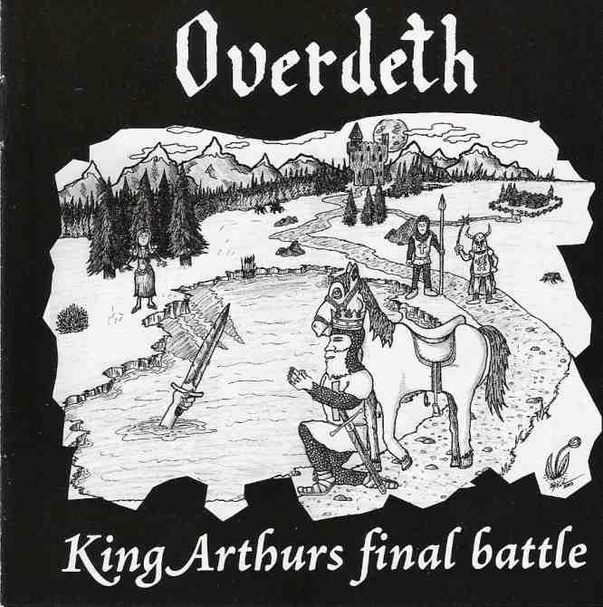 Overdeth - King Arthurs Final Battle
