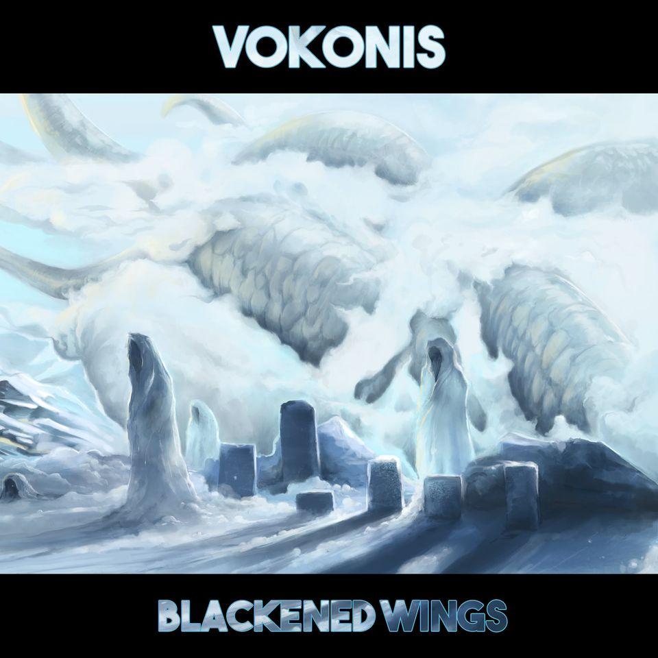 Vokonis - Blackened Wings
