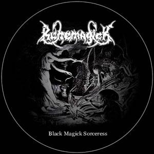 Runemagick - Black Magick Sorceress