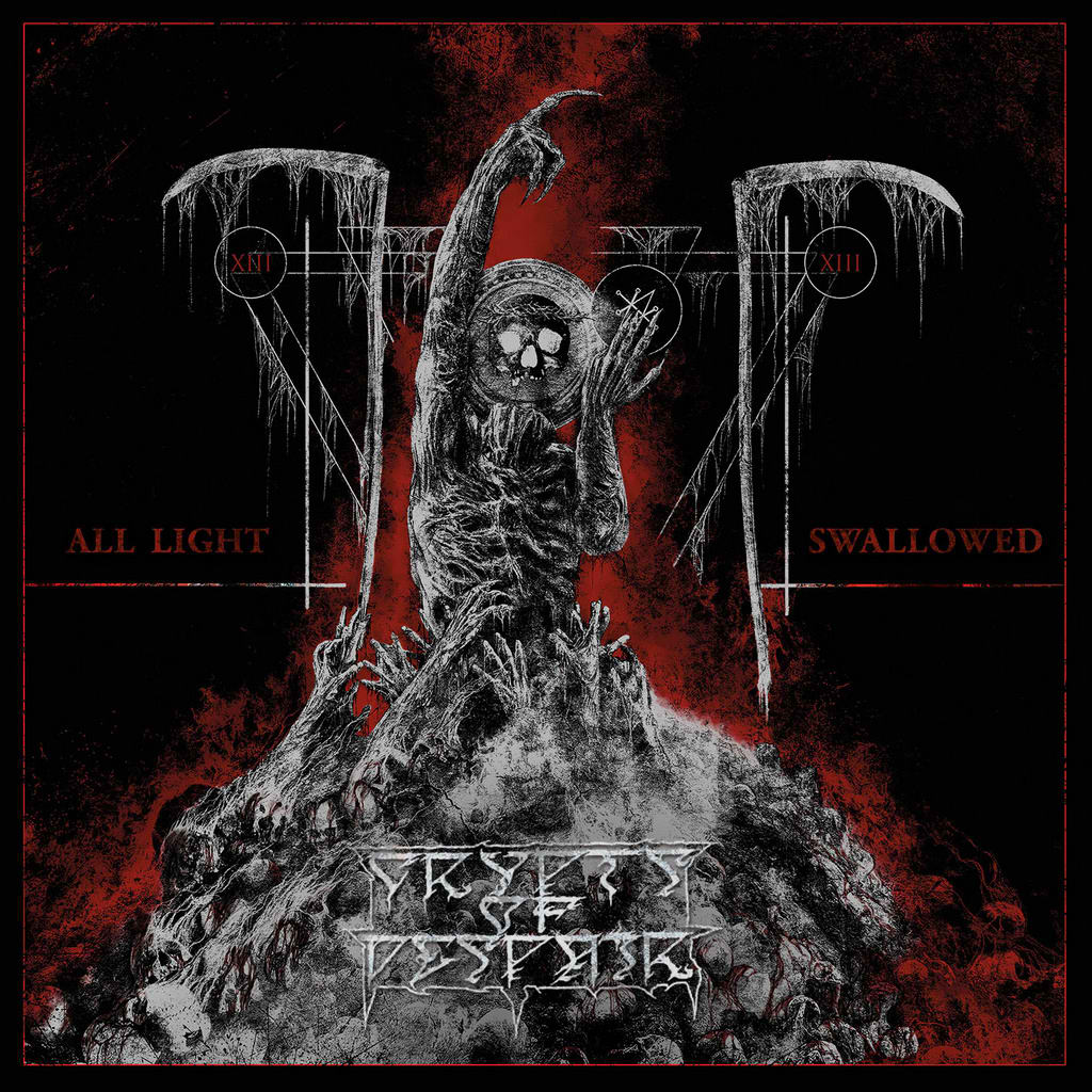 Crypts of Despair - All Light Swallowed