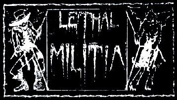 Lethal Militia - Logo