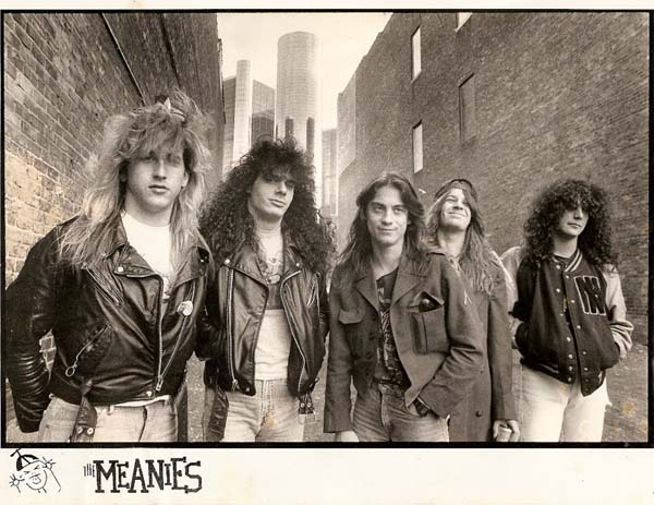 The Meanies - Photo