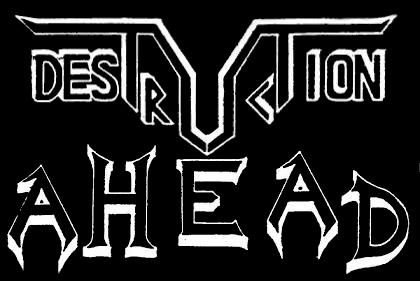 Destruction Ahead - Logo