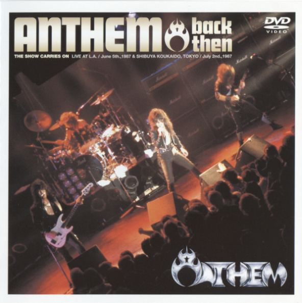 Anthem - Back Then