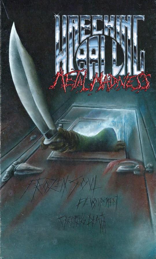 Devourment / Creeping Death / Frozen Soul - Wrecking Ball Metal Madness