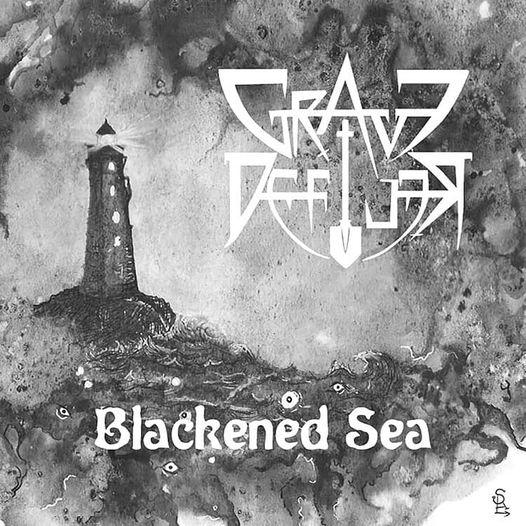 Grave Defiler - Blackened Sea