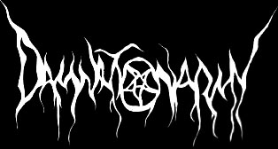 Damnation Army - Logo