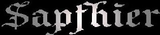 Sapfhier - Logo
