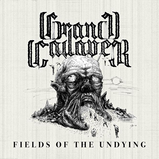 Grand Cadaver - Fields of the Undying