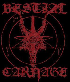 Bestial Carnage - Logo