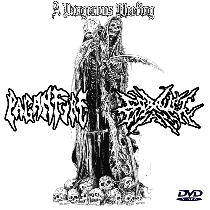 Paganfire / Corrupt Insanity - A Dangerous Meeting