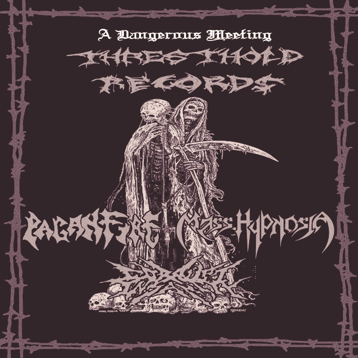 Paganfire / Corrupt Insanity / Mass Hypnosia - A Dangerous Meeting
