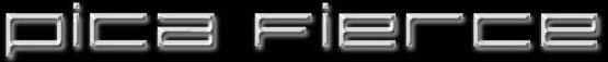 Pica Fierce - Logo